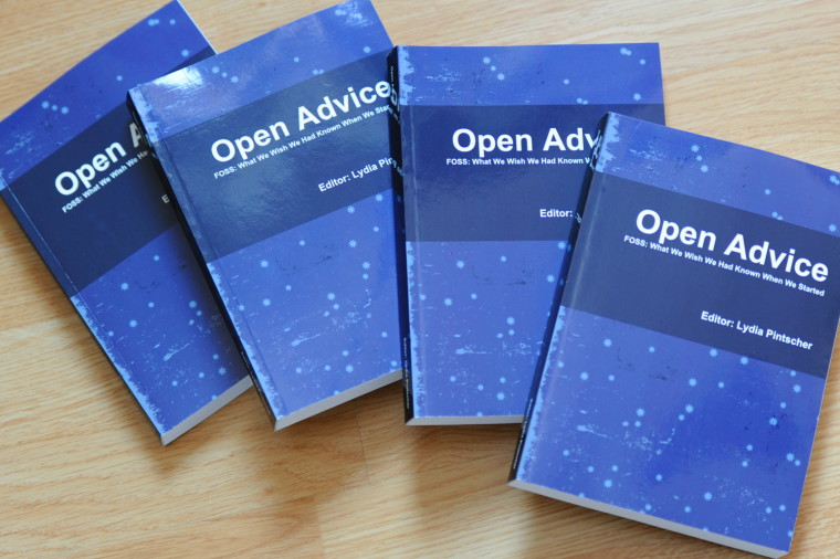 Open advice books 8098s
